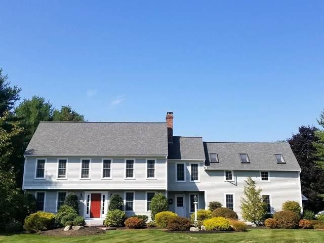 7 Jordan Road, Hopkinton, MA 01748 (MLS #72733193) :: Westcott Properties