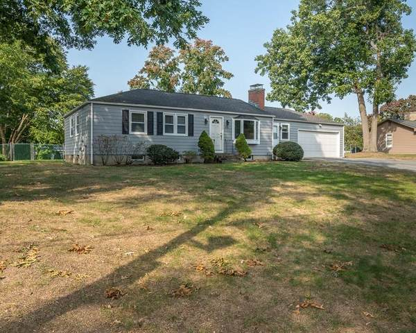 84 Bel Air Drive, Longmeadow, MA 01106 (MLS #72733203) :: Team Tringali