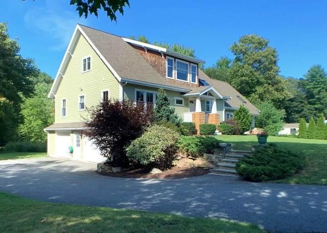 1080 Oakhill Ave, Attleboro, MA 02703 (MLS #72733206) :: Westcott Properties