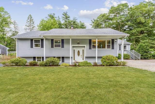 595 Reed Rd, Dartmouth, MA 02747 (MLS #72733216) :: Westcott Properties