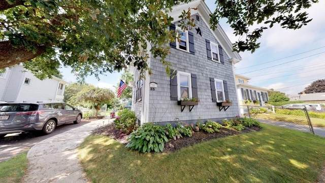 23 Mayflower St, Plymouth, MA 02360 (MLS #72733234) :: EXIT Cape Realty