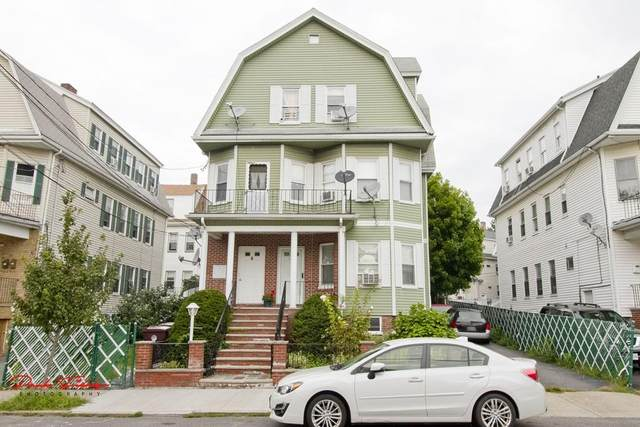 13 Clarence St, Everett, MA 02149 (MLS #72733273) :: Anytime Realty
