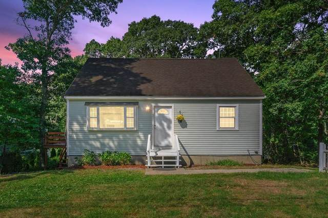 37 Edgewater Drive West, Falmouth, MA 02536 (MLS #72733277) :: Exit Realty