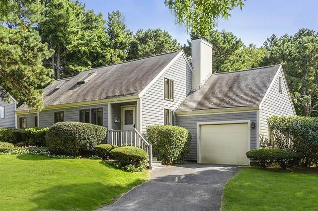 17 Hollow Ln #17, Brewster, MA 02631 (MLS #72733280) :: EXIT Cape Realty