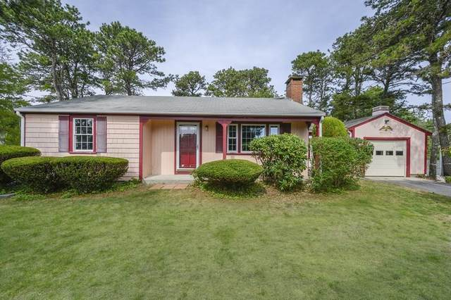 14 Browning Ave, Yarmouth, MA 02664 (MLS #72733289) :: Maloney Properties Real Estate Brokerage
