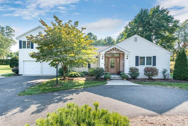 764 Shaker Road, Longmeadow, MA 01106 (MLS #72733297) :: Team Tringali