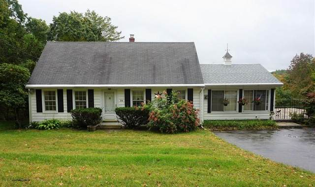 74 Center Rd, Dudley, MA 01571 (MLS #72733392) :: Anytime Realty