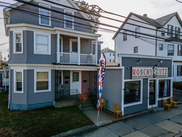 121-123 Brayton Ave, Fall River, MA 02721 (MLS #72733397) :: Anytime Realty