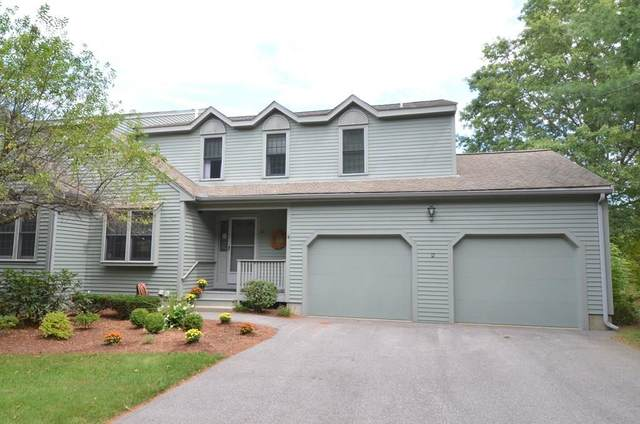 12 Spruce Pond Road #12, Franklin, MA 02038 (MLS #72733408) :: Anytime Realty