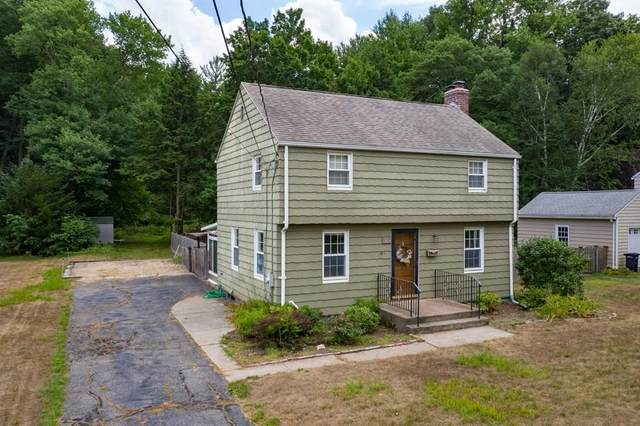 357 Maple Rd #357, Longmeadow, MA 01106 (MLS #72733409) :: Anytime Realty