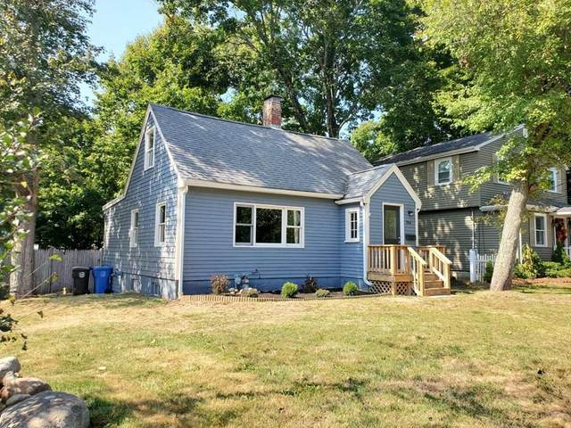 766 Plymouth St, Whitman, MA 02382 (MLS #72733410) :: Anytime Realty