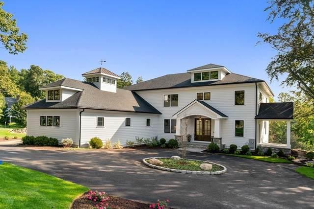 1122 Webster Street, Needham, MA 02492 (MLS #72733682) :: Welchman Real Estate Group