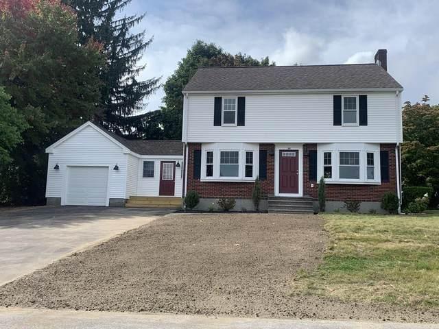 20 Rosenfeld Ave, Milford, MA 01757 (MLS #72733687) :: Welchman Real Estate Group