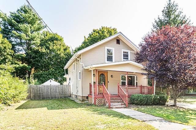 35 Guild Rd, Brockton, MA 02302 (MLS #72733702) :: Welchman Real Estate Group