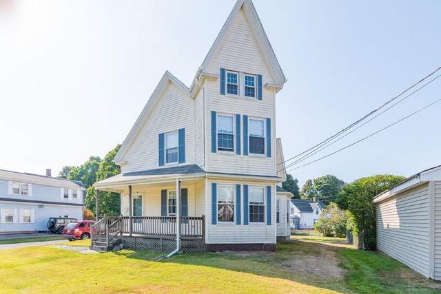 60 Plain St, Rockland, MA 02370 (MLS #72733706) :: Welchman Real Estate Group