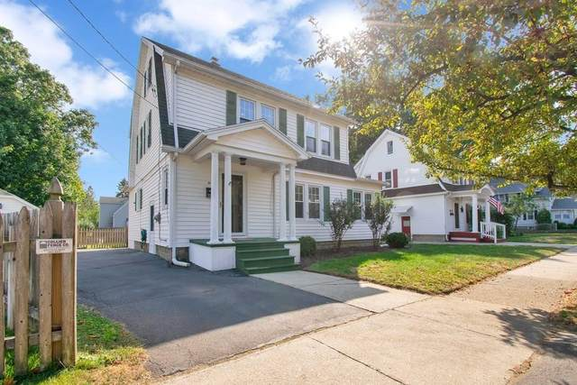40 Johnson Rd, West Springfield, MA 01089 (MLS #72733725) :: Welchman Real Estate Group