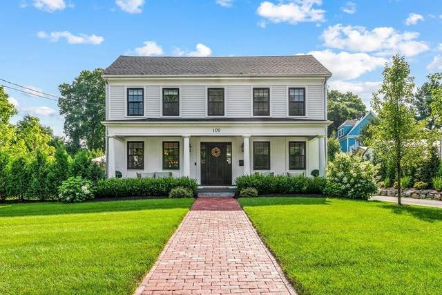 109 High St, Newton, MA 02464 (MLS #72733752) :: The Duffy Home Selling Team