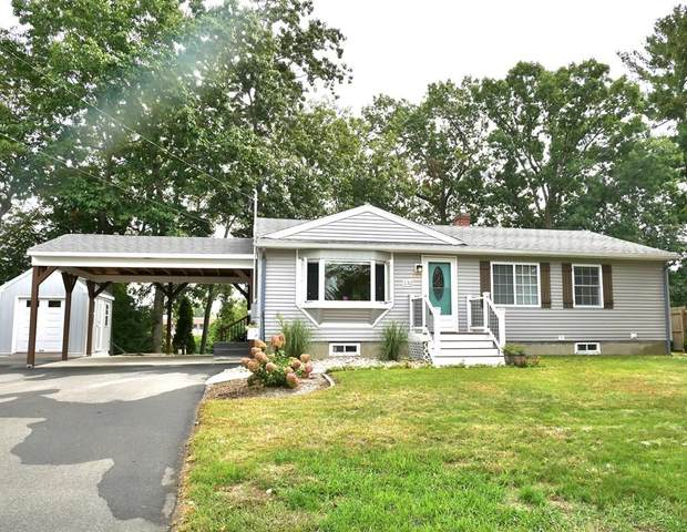 132 Holy Cross Circle, Ludlow, MA 01056 (MLS #72733810) :: Re/Max Patriot Realty