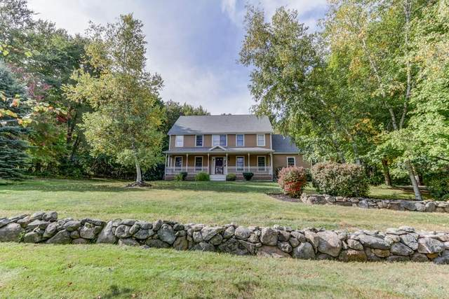 1 Olde Surrey Ln, Medway, MA 02053 (MLS #72733819) :: Re/Max Patriot Realty