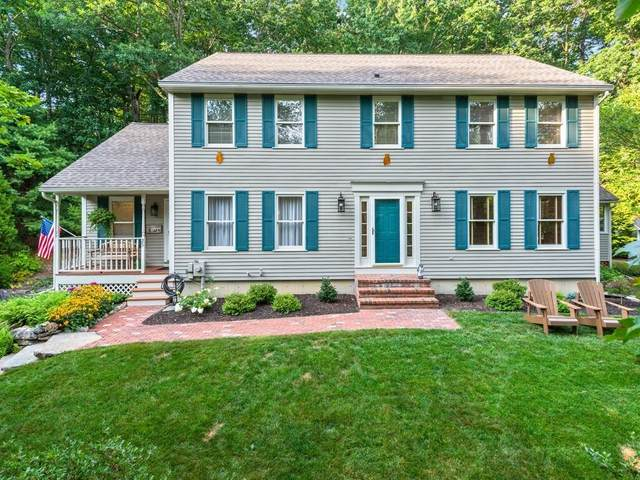 25 Coventry Rd., Holden, MA 01520 (MLS #72733825) :: Exit Realty