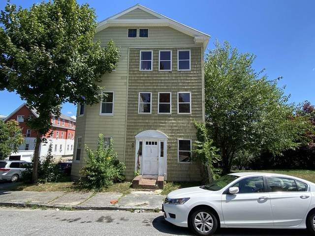 30 Cohasset St, Worcester, MA 01604 (MLS #72733850) :: Exit Realty