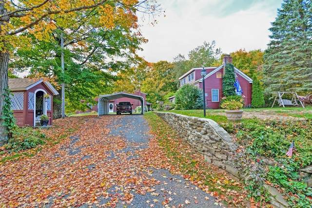 24 Southbridge Road Ext, Warren, MA 01083 (MLS #72733941) :: Team Tringali