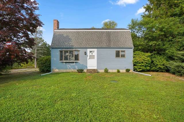 31 Trask Rd, Plymouth, MA 02360 (MLS #72733954) :: The Gillach Group