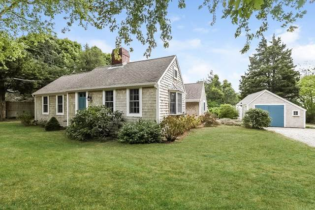 93 Gibson Road, Orleans, MA 02653 (MLS #72733958) :: The Gillach Group