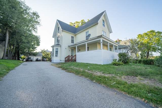 28 Richards St, Worcester, MA 01603 (MLS #72733959) :: The Gillach Group