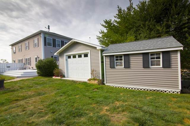 25 Uncas Road A, Gloucester, MA 01930 (MLS #72733960) :: The Gillach Group