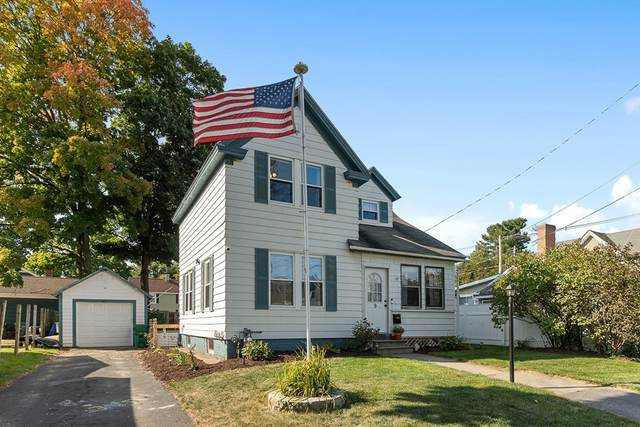 9 Hamilton St, Clinton, MA 01510 (MLS #72734011) :: Re/Max Patriot Realty