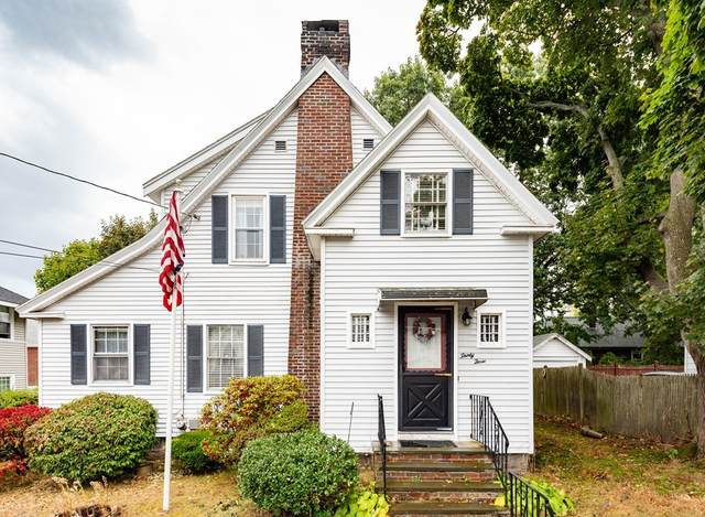 33 Janet Rd, Quincy, MA 02170 (MLS #72734307) :: The Duffy Home Selling Team