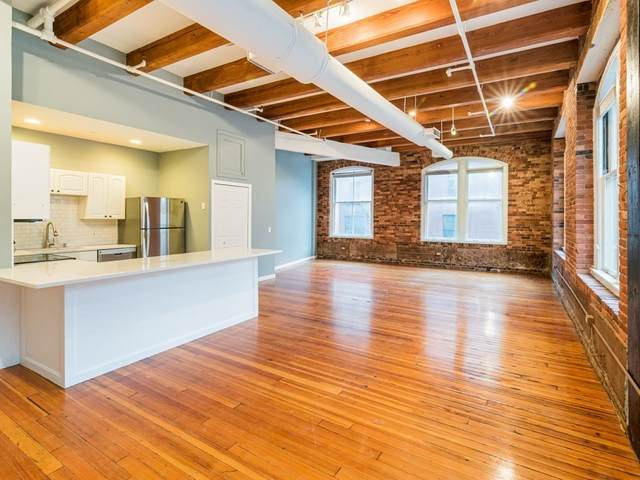 150 Lincoln Street 2A, Boston, MA 02111 (MLS #72734340) :: Anytime Realty