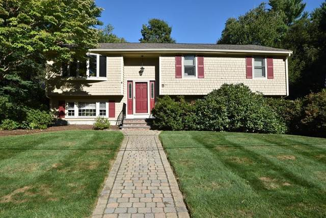 5 Bridle Ln, Easton, MA 02375 (MLS #72734420) :: Anytime Realty