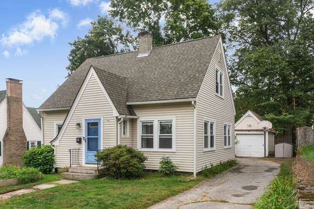 14 Friedel Street, Worcester, MA 01603 (MLS #72734427) :: Anytime Realty