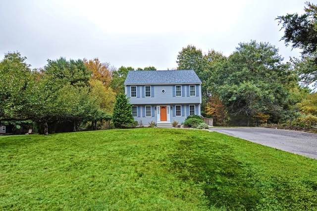 27 Autumn Ct., Dartmouth, MA 02747 (MLS #72734443) :: Anytime Realty