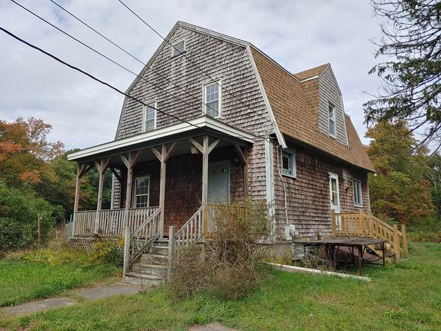 260 Tremont St, Rehoboth, MA 02769 (MLS #72734461) :: Welchman Real Estate Group