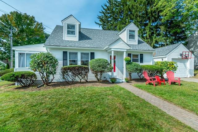 12 Herrick Road, North Andover, MA 01845 (MLS #72734517) :: DNA Realty Group