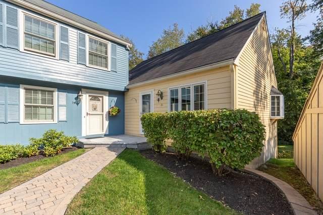 105 King George Drive #20, Georgetown, MA 01833 (MLS #72734534) :: Cameron Prestige