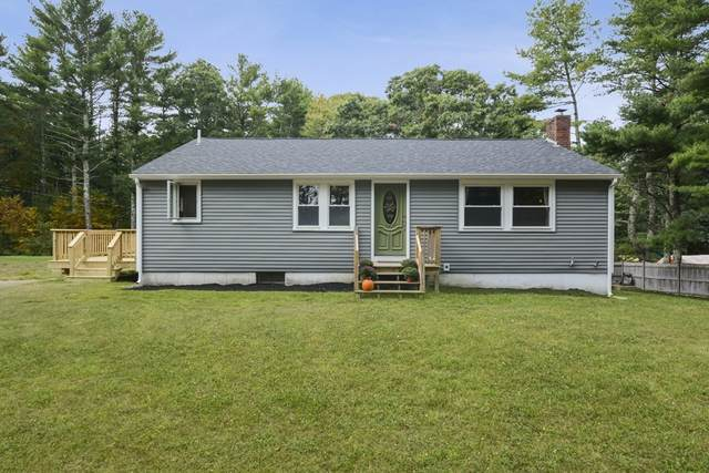 3 Old Federal Rd., Carver, MA 02330 (MLS #72734717) :: RE/MAX Unlimited
