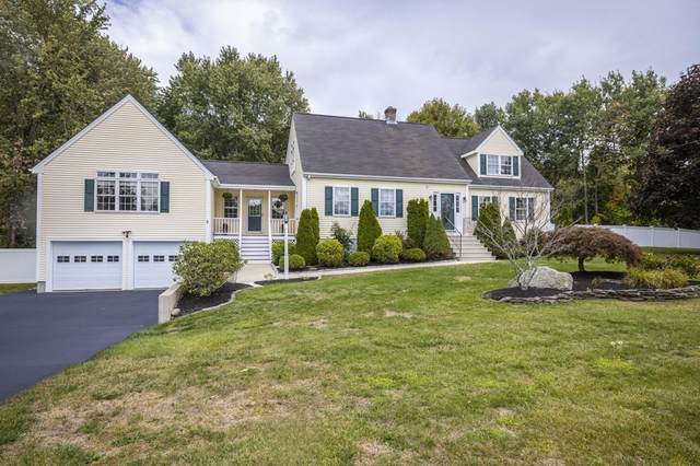 2 Whispering Pines Drive, Milford, MA 01757 (MLS #72734731) :: Parrott Realty Group