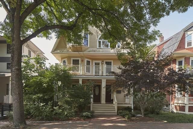80 Lexington Avenue #3, Cambridge, MA 02138 (MLS #72734774) :: DNA Realty Group