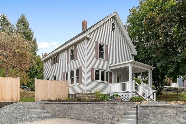 52 School St., Groveland, MA 01834 (MLS #72734797) :: DNA Realty Group