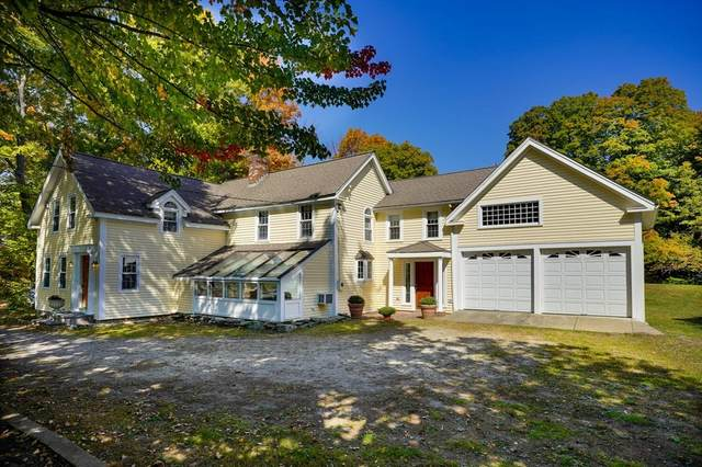 631 Main St, Bolton, MA 01740 (MLS #72734834) :: Kinlin Grover Real Estate