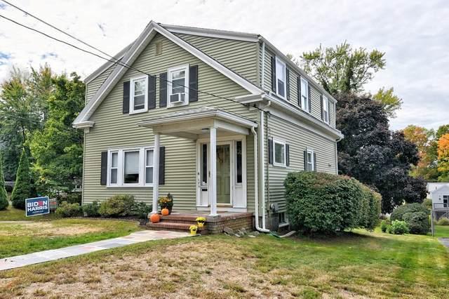 175 Arnold St, Braintree, MA 02184 (MLS #72734851) :: Zack Harwood Real Estate   Berkshire Hathaway HomeServices Warren Residential