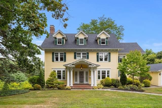 78 Newton St, West Boylston, MA 01583 (MLS #72734934) :: Kinlin Grover Real Estate