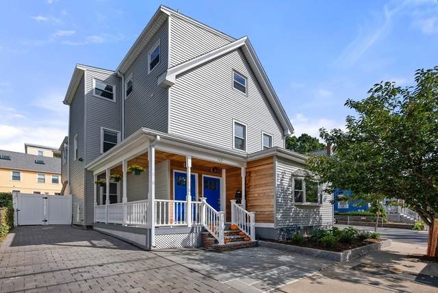 43 Berkeley Street #2, Somerville, MA 02143 (MLS #72734956) :: DNA Realty Group