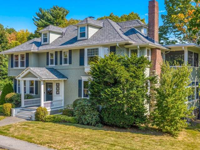 15 Hancock Ave, Newton, MA 02459 (MLS #72735088) :: Zack Harwood Real Estate | Berkshire Hathaway HomeServices Warren Residential