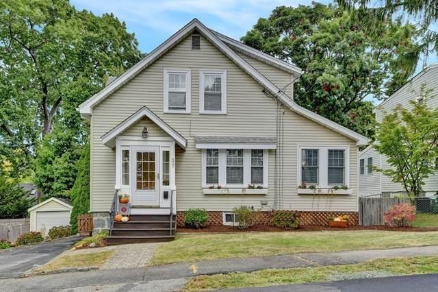 37 Cedar Terrace, Milton, MA 02186 (MLS #72735182) :: The Duffy Home Selling Team