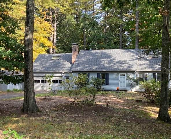 180 Aubinwood Road, Amherst, MA 01002 (MLS #72735205) :: Walker Residential Team